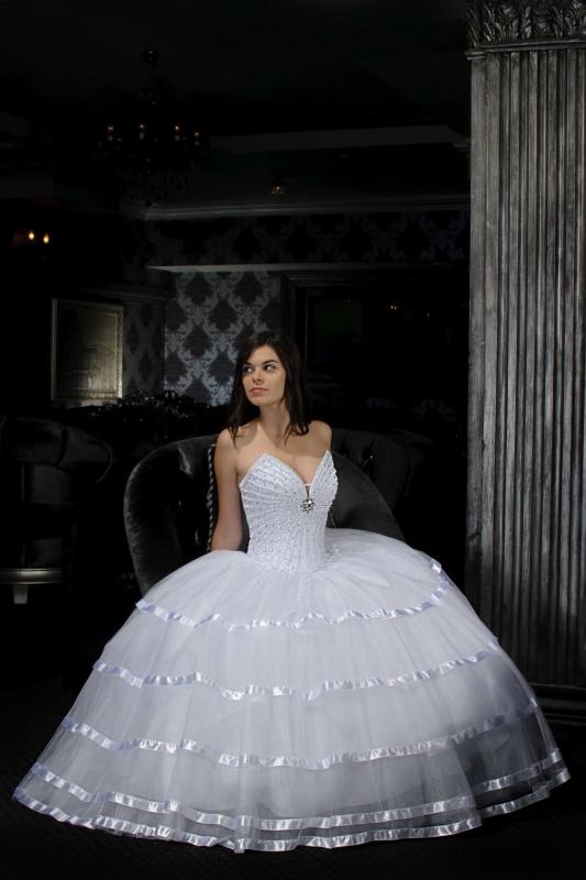 Jeorjett Dress - свадебные и вечернире платья оптом