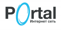 Интернет-провайдер Portal логотип